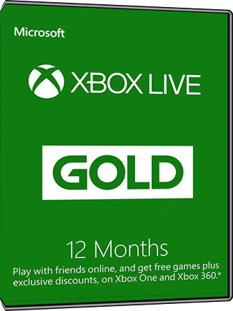 Xbox Live Gold - 12 Monate Mitgliedschaft [Global] Screenshot