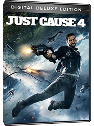 Just Cause 4 - Digital Deluxe Edition Screenshot