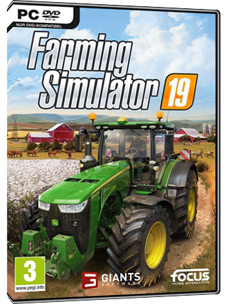 Landwirtschafts-Simulator 19 Screenshot