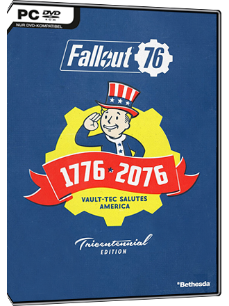 Fallout 76 - Tricentennial Edition Screenshot