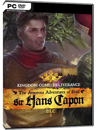 Kingdom Come Deliverance - The Amorous Adventures of Bold Sir Hans Capon (DLC) Screenshot