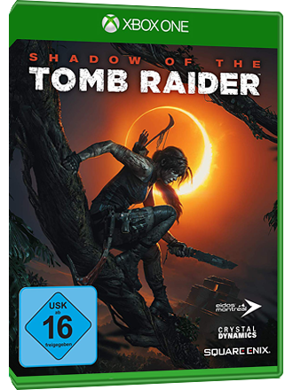 Shadow of the Tomb Raider - Xbox One Download Code Screenshot