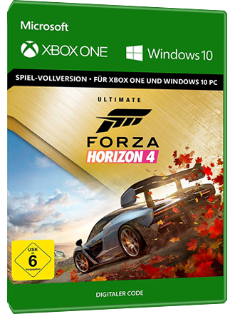 forza horizon 4 ultimate xbox one windows 10 mmoga. Black Bedroom Furniture Sets. Home Design Ideas