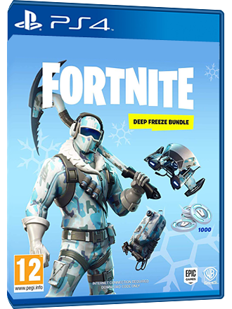 Fortnite Deep Freeze Bundle Ps4 Download Code Mmoga