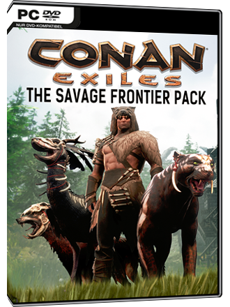 Conan Exiles - The Savage Frontier Pack (DLC) Screenshot