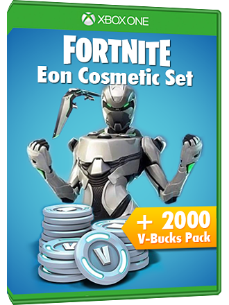 Fortnite Eon Set 2000 V Bucks Pack Xbox One Mmoga