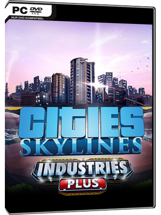 Cities Skylines - Industries Plus (DLC) Screenshot
