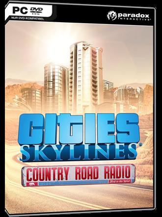 Cities Skylines - Country Road Radio (DLC)