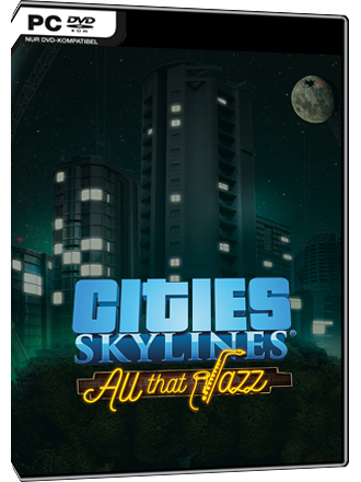 Cities Skylines - All That Jazz (DLC)
