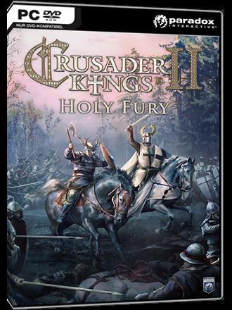 Crusader Kings II - Holy Fury (DLC)