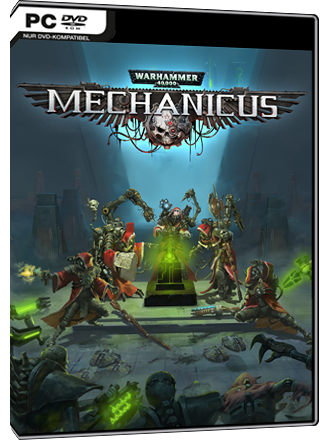 Warhammer 40,000 Mechanicus Screenshot