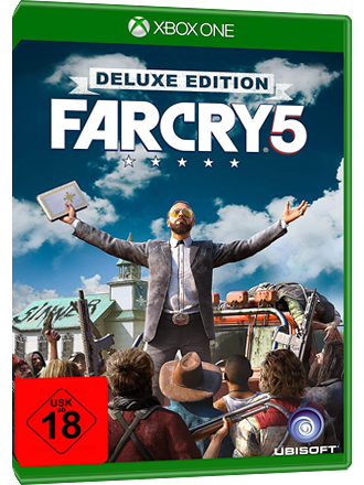 Far Cry 5 - Deluxe Edition (Xbox One Download Code) Screenshot