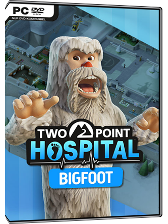 Two Point Hospital - Bigfoot (DLC)
