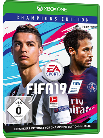 FIFA 19 - Champions Edition (Xbox One Download Code) Screenshot