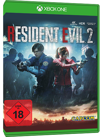 Resident Evil 2 - Xbox One Download Code Screenshot