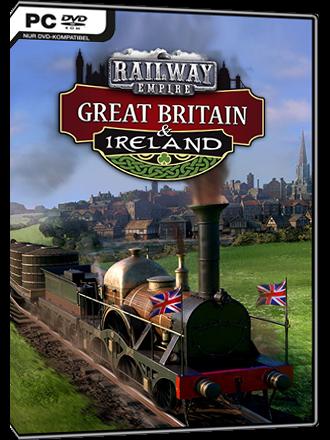 Railway Empire - Great Britain & Ireland (DLC)