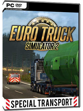 Euro Truck Simulator 2 - Special Transport (DLC) Screenshot