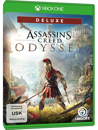 Assassin's Creed Odyssey - Deluxe Edition (Xbox One Download Code) Screenshot