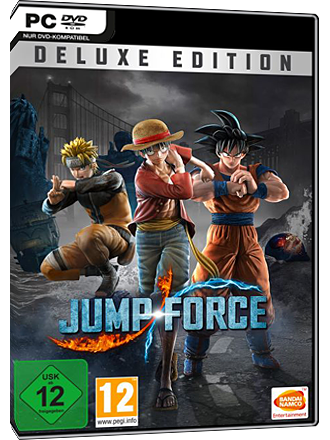 Jump Force - Deluxe Edition Screenshot