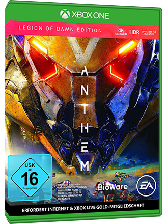 Anthem - Legion of Dawn Edition (Xbox One Download Code) Screenshot