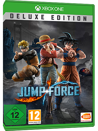 Jump Force - Deluxe Edition (Xbox One Download Code) Screenshot
