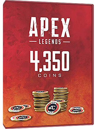 APEX Legends - 4000 Apex Coins (+350 Bonus) Screenshot