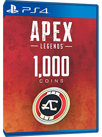 APEX Legends - 1000 Apex Coins - PS4 Download Code [Deutschland] Screenshot