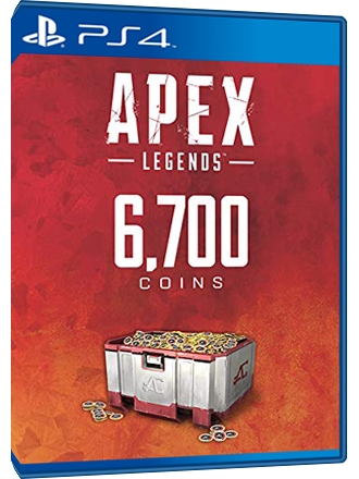 APEX Legends - 6000 Apex Coins (+700 Bonus) - PS4 Download Code [Deutschland] Screenshot