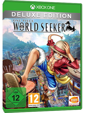 One Piece World Seeker - Deluxe Edition (Xbox One Download Code) Screenshot