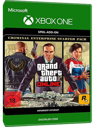 Grand Theft Auto V (GTA 5) - Criminal Enterprise Starter Pack DLC (Xbox One Download Code) Screenshot