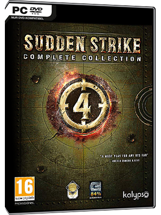 Sudden Strike 4 - Complete Collection Screenshot