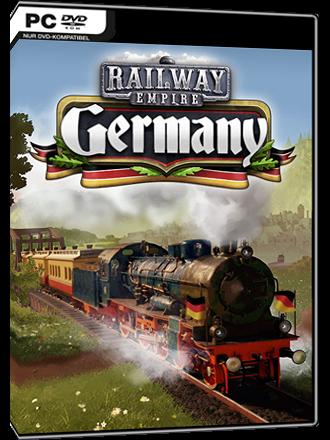 Railway Empire - Germany (DLC)