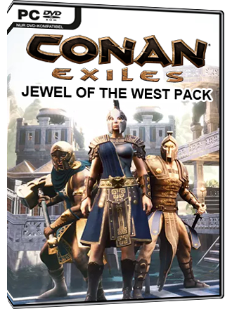 Conan Exiles - Jewel of the West Pack (DLC)