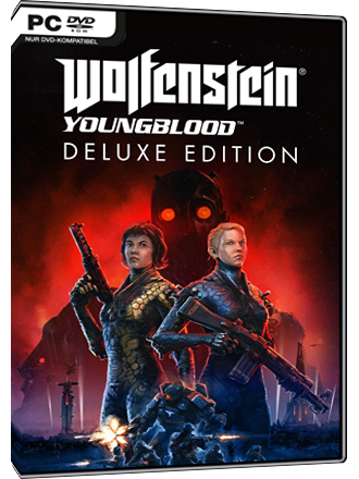 Wolfenstein Youngblood - Deluxe Edition (Bethesda Key) - Uncut Screenshot