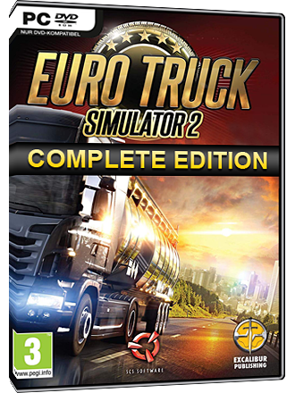 Euro Truck Simulator 2 - Complete Edition Screenshot