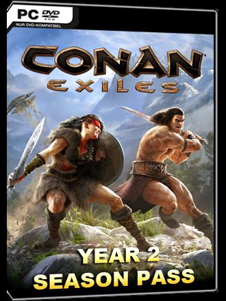 Conan Exiles - Year 2 Season Pass