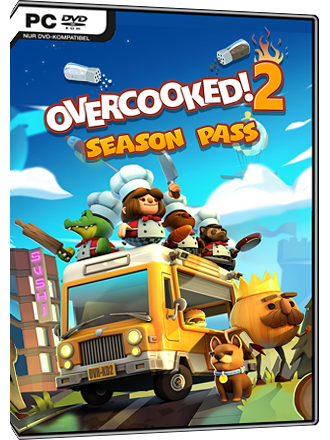 Overcooked 2 - Season Pass (DLC) Screenshot