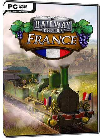 Railway Empire - France (DLC) Screenshot