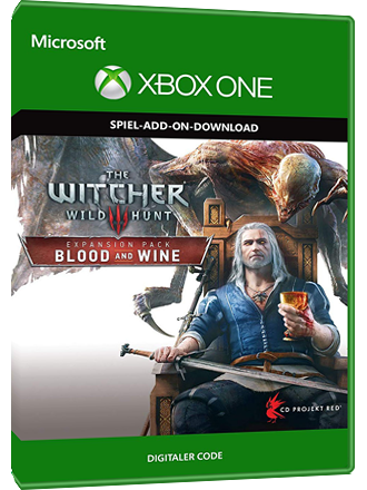 The Witcher 3 - Blood and Wine (DLC) - Xbox One Download Code Screenshot