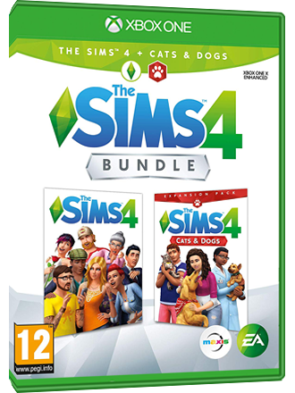 Die Sims 4 - Hunde und Katzen Bundle (Xbox One Download Code) Screenshot