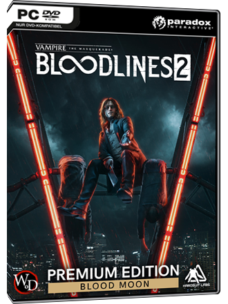 Vampire The Masquerade - Bloodlines 2 (Blood Moon Edition) Screenshot