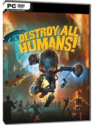 Destroy All Humans (2020) Screenshot