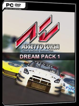 Assetto Corsa - Dream Pack 1 (DLC)