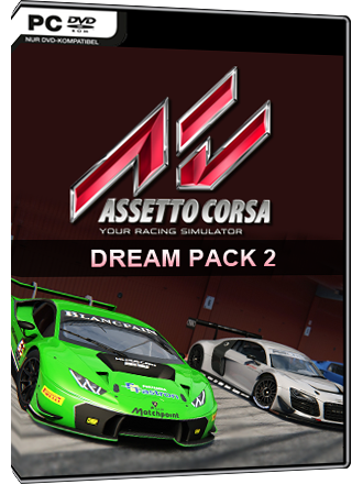 Assetto Corsa - Dream Pack 2 (DLC)