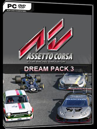 Assetto Corsa - Dream Pack 3 (DLC)