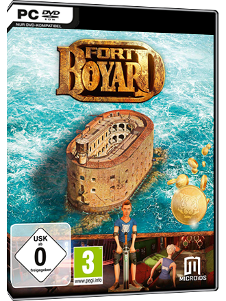 Fort Boyard Screenshot