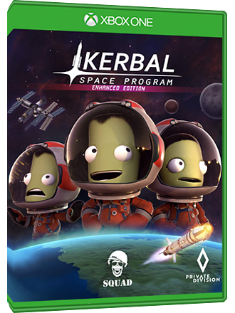 Kerbal Space Program - Enhanced Edition (Xbox One Download Code) Screenshot