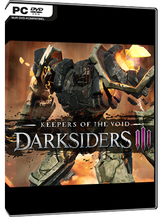 Darksiders 3 - Keepers of the Void (DLC)