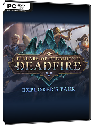 Pillars of Eternity 2 Deadfire - Explorer's Pack (DLC) Screenshot