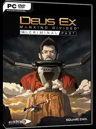 Deus Ex Mankind Divided - A Criminal Past (DLC)